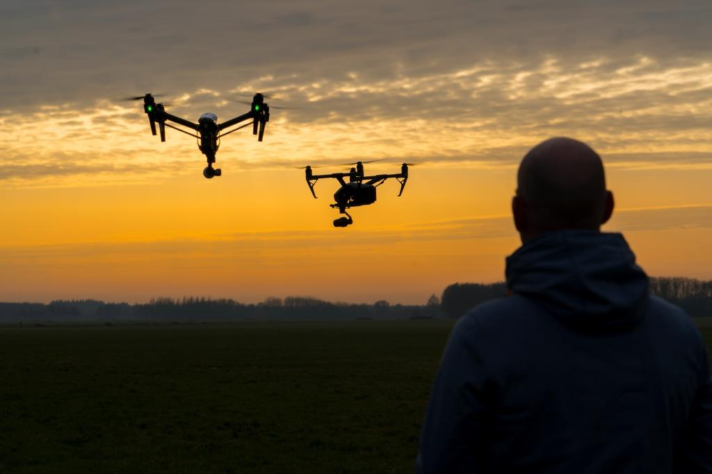 Donderdag 30 november: DronEvent